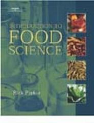 Introduction to Food Science 1st edition 9780766813144 0766813142