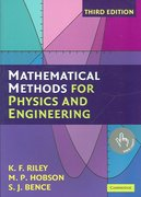 Mathematical Methods for Physics and Engineering 3rd Edition 9780521679718 0521679710