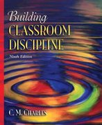 Building Classroom Discipline 9th Edition 9780205510726 0205510728