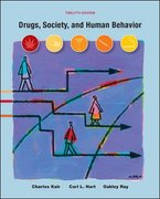 Drugs, Society, And Human Behavior 12th edition 9780073529615 0073529613