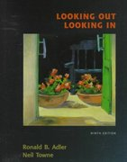 Looking Out/Looking In 9th edition 9780155057876 0155057871