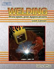 Welding 6th edition 9781418052751 1418052752