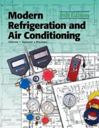 Modern Refrigeration and Air Conditioning 18th Edition 9781590702802 1590702808