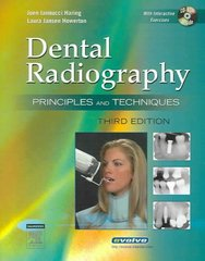 Dental Radiography 3rd edition 9780721615752 0721615759