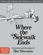 Where the Sidewalk Ends 30th Edition 9780060572341 0060572345
