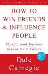 How to Win Friends and Influence People 1st Edition 9780671027032 0671027034
