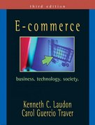 E-Commerce 3rd Edition 9780131735163 0131735160