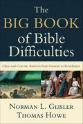 The Big Book of Bible Difficulties 0 9780801071584 0801071585