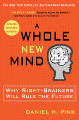 A Whole New Mind 1st Edition 9781594481710 1594481717