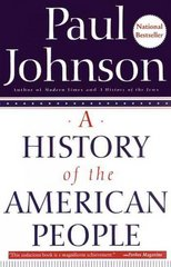 A History of the American People 1st edition 9780060930349 0060930349