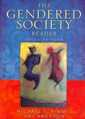 The Gendered Society Reader 3rd edition 9780195337167 0195337166
