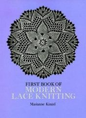 First Book of Modern Lace Knitting 0 9780486229041 0486229041