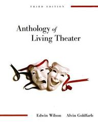 Anthology of Living Theater 3rd Edition 9780073514130 0073514136