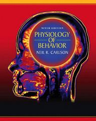 Physiology of Behavior 9th edition 9780205467242 0205467245