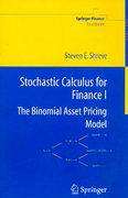 Stochastic Calculus for Finance I 1st edition 9780387249681 0387249680