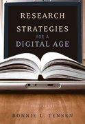 Research Strategies for a Digital Age 2nd edition 9781413019230 1413019234