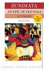 Sundiata an Epic of Old Mali 2nd Edition 9781405849425 1405849428