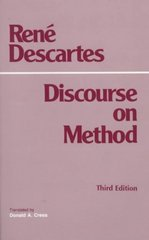 A Discourse on Method 3rd Edition 9780872204225 0872204227