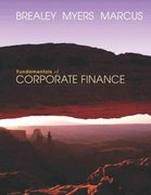 Fundamentals of Corporate Finance 4th edition 9780072557527 0072557524