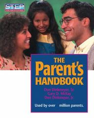 The Parent's Handbook 1st Edition 9780979554209 0979554209