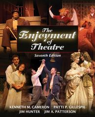 The Enjoyment of Theatre 7th edition 9780205500239 0205500234