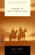 Riders of the Purple Sage 0 9780812966121 0812966120