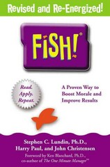 Fish! 1st Edition 9780786866021 0786866020