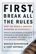 First, Break All The Rules 1st Edition 9780684852867 0684852861