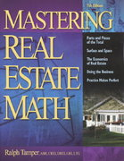 Mastering Real Estate Mathematics 7th edition 9780793135233 0793135230