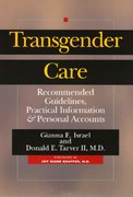 Transgender Care 1st edition 9781566398527 1566398525