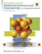 Fundamentals of Materials Science and Engineering 2nd edition 9780471470144 0471470147