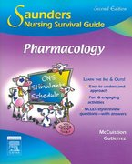 Saunders Nursing Survival Guide: Pharmacology 2nd edition 9781416029359 1416029354