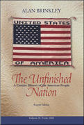 The Unfinished Nation with PowerWeb 4th edition 9780072935257 0072935251