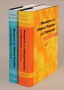 Measures for Clinical Practice and Research 4th edition 9780195314908 0195314905