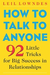 How to Talk to Anyone 2nd edition 9780071418584 007141858X