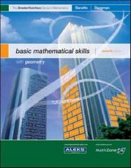 MP Basic Mathematical Skills with Geometry (The Streeter Series) 7th edition 9780073309590 0073309591