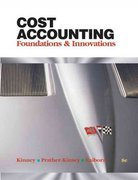 Cost Accounting 6th edition 9780324235012 0324235011