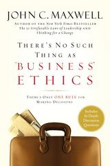 There's No Such Thing as Business Ethics 1st Edition 9780446532297 0446532290