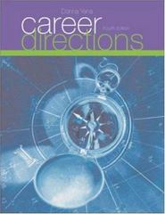Career Directions 4th edition 9780073123141 0073123145