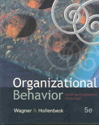 Organizational Behavior 5th edition 9780324259957 0324259956