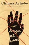 No Longer at Ease 1st Edition 9780385474559 0385474555