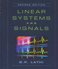 Linear Systems and Signals 2nd edition 9780195158335 0195158334