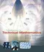 Introduction to Technical Mathematics with MyMathLab Student Access Kit 5th edition 9780321455932 0321455932