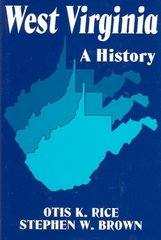West Virginia 2nd Edition 9780813118543 0813118549
