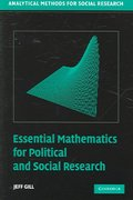 Essential Mathematics for Political and Social Research 0 9780521684033 052168403X