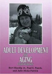 Adult Development and Aging 4th edition 9781575242453 1575242451