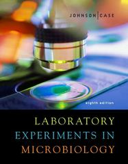 Laboratory Experiments in Microbiology 8th edition 9780805382921 0805382925