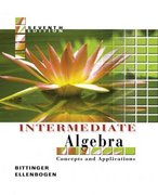 Intermediate Algebra 7th edition 9780321233868 0321233867