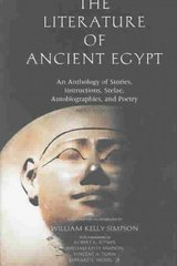 The Literature of Ancient Egypt 3rd Edition 9780300099201 0300099207