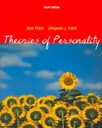 Theories of Personality 6th edition 9780072969801 0072969806